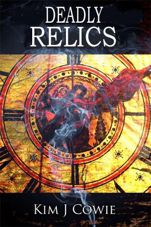 Deadly Relics cover - previous art