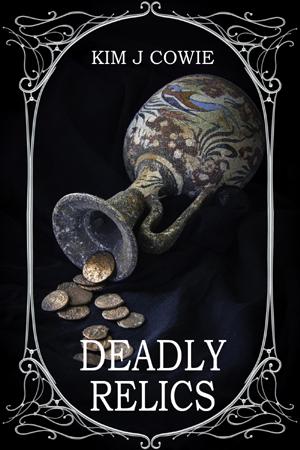 Deadly Relics vase