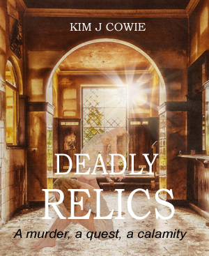Deadly Relics cover